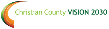 Christian County Vision 2030 Logo